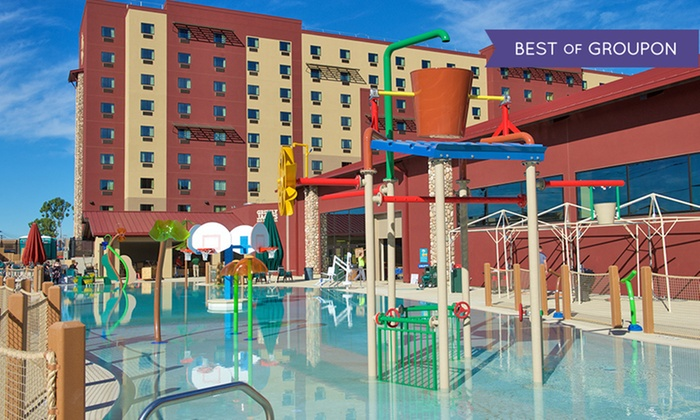 Great Wolf Lodge Water Park Resort in California