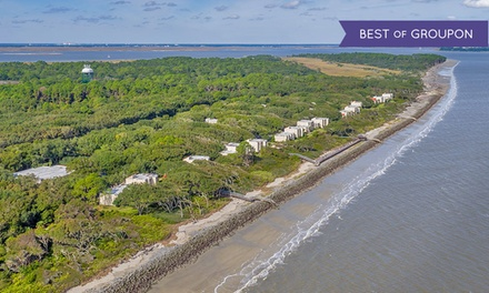 Stay at Villas by the Sea Resort on Jekyll Island, GA. Dates into May.