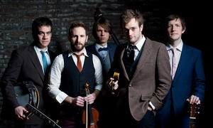 Punch Brothers: Punch Brothers on December 9 at 7:30 p.m.