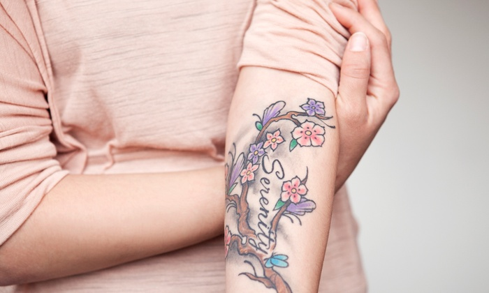 Chic Esthetiq Med Spa & Laser Center - Pearland: Laser Tattoo Removal for Area Up to 3, 6, or 12 Square Inches at Chic Esthetiq Med Spa & Laser Center (67% Off)