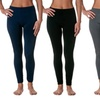 Women's Ankle-Length Leggings (Single or 3-Pack)