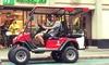 Drivn'Go - Paris-4E-Arrondissement: Location Buggy/Golf car avec GPS d'1h à 4h pour visite de Paris, dès 27,90 € avec Drivn'Go