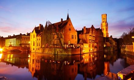 Bruges : chambre économique ou supérieure avec petit-déjeuner pour 2 personnes à l'hôtel 't Putje