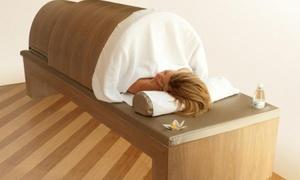 Aquadiem: 1, 3 ou 5 séances de sauna japonais en cabine individuelle de 45 min chacune dès 19,90 € chez Aquadiem