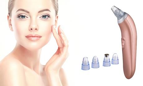 1 o 2 limpiadores eléctricos faciales para poros y puntos negros