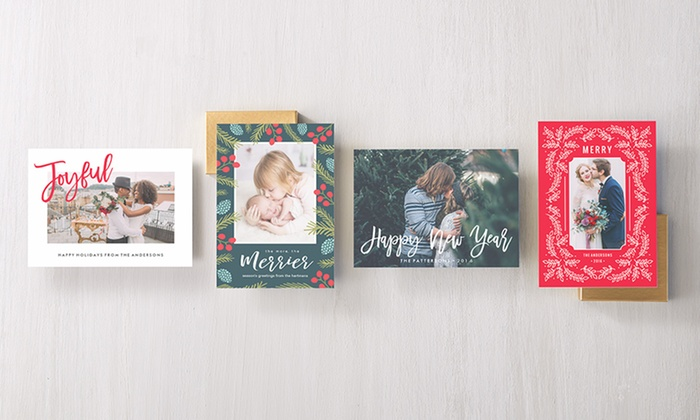 Zazzle: Zazzle Custom Holiday Cards, Announcements, and Invitations (Up to 71% Off)