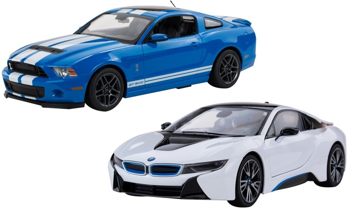 Groupon Goods: 1/14 Scale Remote-Controlled Car, from $49.99 to $52.99 (Shipping Included)