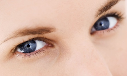 $1,750 for Conventional LASIK for Both Eyes at Laser Eye Center ($4,200 Value)
