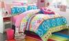 Tween Dreams 8- and 6-Piece Comforter Set: Tween Dreams 8- and 6-Piece Comforter Set