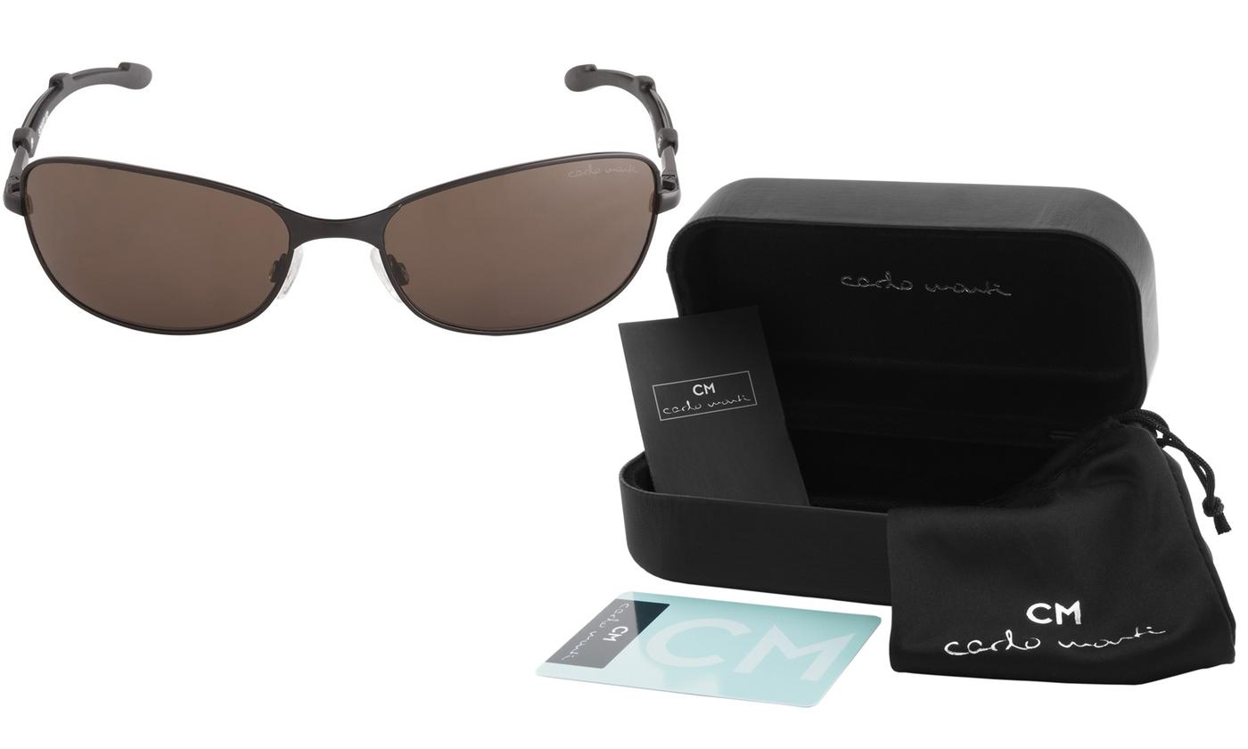 Carlo Monti Men's Sport Sunglasses