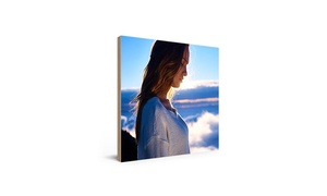 Photo.Gifts DCO: Imprimez une photo sur bois naturel chez Photo.Gifts à partir de 7,99 €