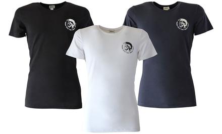 Set di 3 T-shirt da uomo Diesel