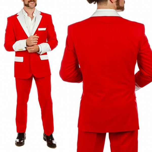 6bbac10dd Shinesty Men's Ugly Christmas Sweater Suits (Size 42)