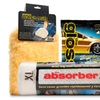 The Absorber XL Wash, Dry, and Shine Kit (3-Piece)