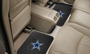 NFL Protective Car Floor Mats at NFL Protective Car Floor Mats, plus 9.0% Cash Back from Ebates.
