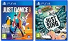 Just Dance 2017 o Just Sing per PS4