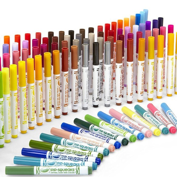 Crayola Pip Squeek Marker Set
