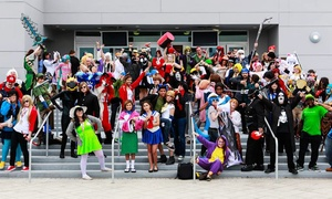 FANdom Con: Weekend Pass for One or Two People at FANdom Con (Up to 42% Off)