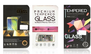 We Buy U Cell: Tempered Glass for an iPhone 6, 6s, or 6+ or Samsung Galaxy Note 5 or S6 from We Buy U Cell (Up to 83% Off)