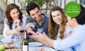 Symphony Wine Festival: Entry Ticket and Two Tasting Glasses for R179 for Two with Symphony Wine Festival (36% Off)