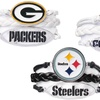NFL Home and Away Bracelet Collection by Ashley Bridget