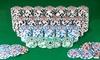 High Roller Poker-Chips Set (400-Piece) : High Roller Poker-Chips Set (400-Piece)