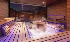Hotel Rössl: Percorso benessere di coppia, massaggio relax e cena di 3 portate all'Hotel Rössl in Val Venosta (sconto fino a 49%)