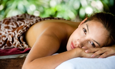 Massage Packages at Danny's Salon & Spa (Up to 49% Off). Three Options Available.