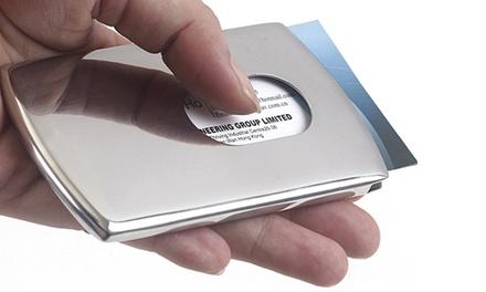 d71845cdbc5 1, 2 of 4 elegante visitekaartjeshouders vanaf € 5,99 gratis bezorgd, tot