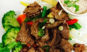 One Thong Chai: Thai Food at One Thong Chai (Up to 40% Off). Three Options Available. Order Online.