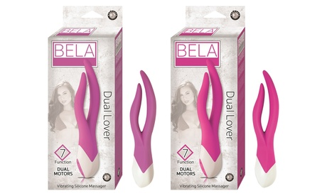 Nasstoys Bela Rechargeable Dual Lover bc627ef4-8455-11e7-9791-00259069d868