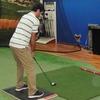 Golf-Spielanalyse und -Korrektur