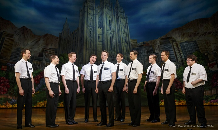 """The Book of Mormon"" - France-Merrick Performing Arts Center: ""The Book of Mormon"" on November 3, 4, 5, 10, 11, or 12 at 8 p.m."