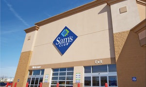 Up to 53% Off Membership Package from Sam's Club