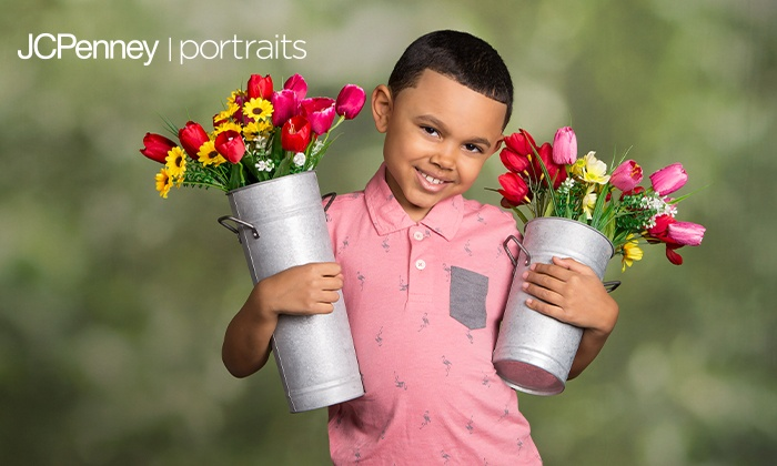 9635fe7712e JCPenney Portraits - From $18 - Peoria, IL | Groupon