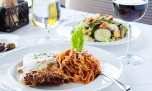 Incontro A Tavola: Italian Cuisine and Drinks at Incontro A Tavola (Up to 40% Off)