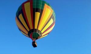 Playmobil Balonismo: Voo de balão com café da manhã e espumante para 1 ou 2 pessoas com a Playmobil Balonismo – Boituva