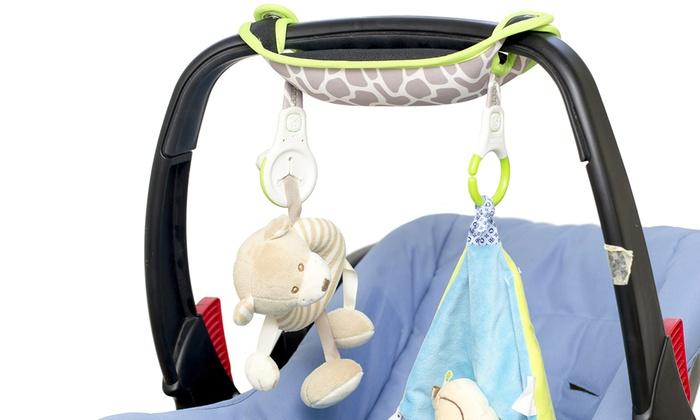 BenBat Baby Car Seat Arm Cushion