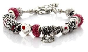 Mother's Love Charms Bracelet