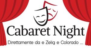 Comedy Ring al Teatro Garage di Genova: Cabaret Zelig e Colorado - 26 gennaio al Teatro Garage di Genova (40% di sconto)