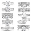 AAA Cubic Zirconia or Crystal Ring Mystery Deal