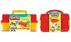 Play-Doh Tool Box or Work Desk