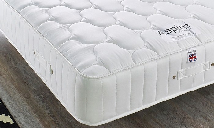 Body Contour Pocket Mattress (£150)