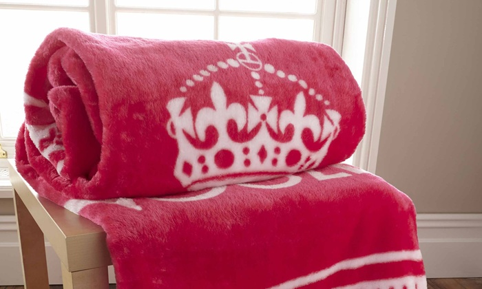 Snuggle Faux Mink Throw | Groupon Goods
