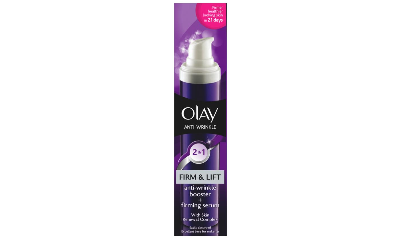 Olay Two-in-One Day Cream and Serum