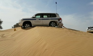 Galadari Motor Driving Center: Off-Road Desert Driving Course at Galadari Motor Driving Center (Up to 50% Off)