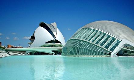 Valencia: 1, 2, 3, 4, 5 o 7 noches para 2, detalle bienvenida, late check out y 1 cena en Hotel Alameda Plaza 4*