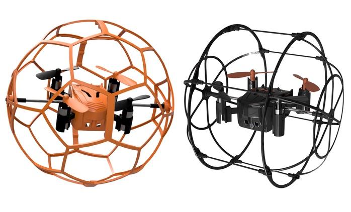 Drone Ball ou Drone Roller Spy avec Caméra HD à partir de 29,99€ (jusqu'à 49% de réduction)