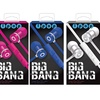 LPOP Big Bang Stereo Earbuds