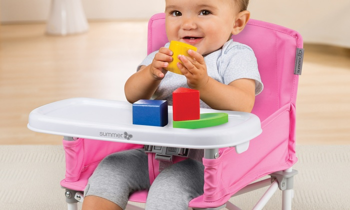 Summer Infant Pop and Sit Booster Seat